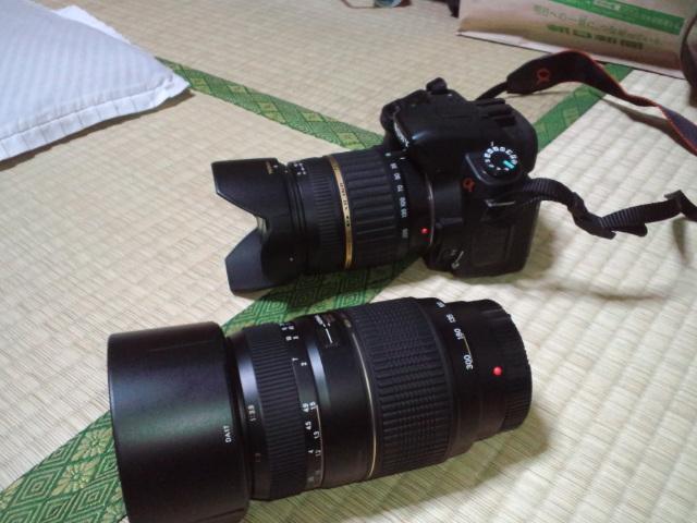望遠レンズ購入
